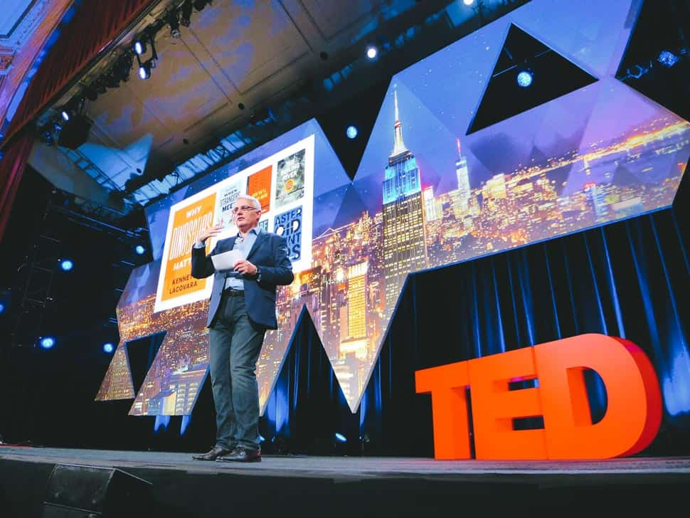 TED presentation