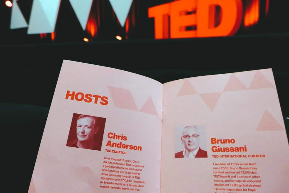 TED programme